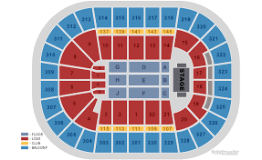 td garden arena seating td banknorth