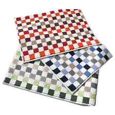 rubber backing non slip kitchen rug and