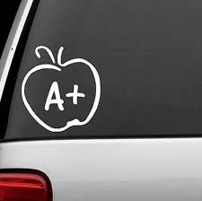 I Teach No App For That Teacher Decal With Apple Vinyl Car Window Sticker Home Decor Decals Stickers Vinyl Art Home Decor
