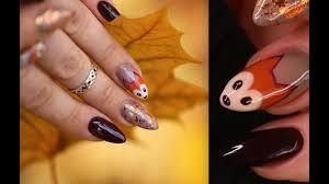Jesienna Stylizacja Paznokci Krok Po Kroku Nails Maniac