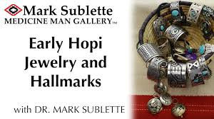 early hopi jewelry silversmiths and