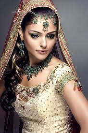 asian wedding makeup with maggie q