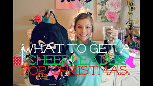 what to get cheerleaders for