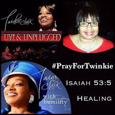 The Old Black Church: What Is Going On With Twinkie Clark?