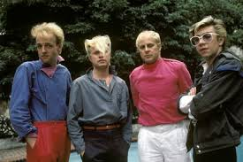 A Flock of Seagulls van found after being stolen — but with ...