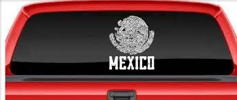 Mexico Vinyl Decal Sticker Car Truck Wall Decor Decals Stickers Vinyl Art