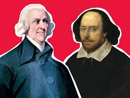 How the Invisible Hand of William Shakespeare Influenced Adam ...