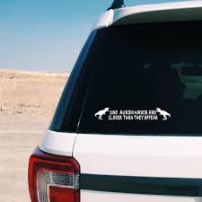 Jurassic Mirror Vinyl Decal For Jeeps T Rex Dinosau Sticker For Yet Car Window Laptop Decals Decoration Car Stickers Aliexpress