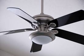 ceiling fan with a handheld or wall remote