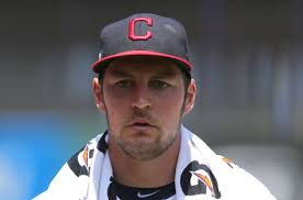 Watch Cleveland Indians Trevor Bauer Throws Ball Over Center Field Fence In Anger Upi Com