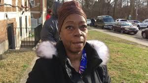 Annette Johnson repeats father's plea
