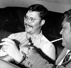Ed Kemper after arrest. He's laughing because the arresting officer had  just lost the keys to his handcuffs. : serialkillers