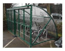 Bds 30 Space Cycle Shelter Toastrack The Bds 30 Space Bike Shelter Toastrack