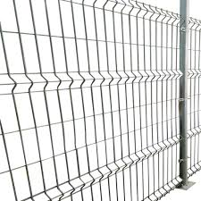 Hot Dipped Galvanized Iron Fencing 2 2m X 2 4m Goldunited Sdn Bhd
