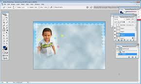 Crear Una Tarjeta De Invitacion Infantil Con Photoshop Solo