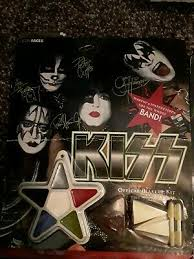 makeup kit for kiss army whole band ace