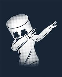 dab marshmello wallpapers wallpaper cave