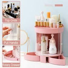 large makeup organizer acrylic cosmetic