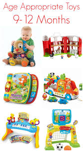 baby toys for ages 9 12 months