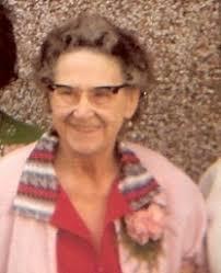 Caroline Thornton (Gibson) (1900 - 1983) - Genealogy
