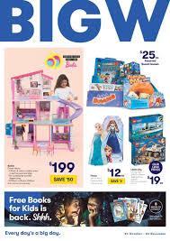 Big W Catalogue Toy 24 Oct - 6 Nov 2019