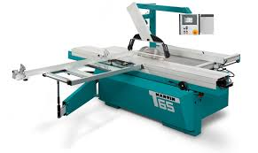 The Martin Sliding Table Saw T65 Is The Perfect Saw For Plastics