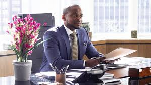 Suits' Season 7: Dule Hill First-Look | Hollywood Reporter