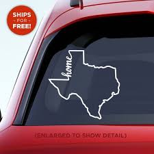 Home Furniture Diy Wall Decals Stickers Texas Heart Vinyl Decal Sticker Car Window Wall Large Tx Houston Dallas Love Mtmstudioclub Com