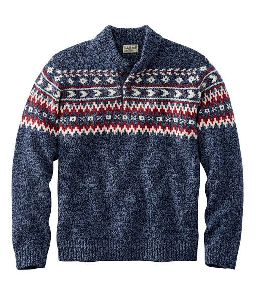 classic patterned sweaters