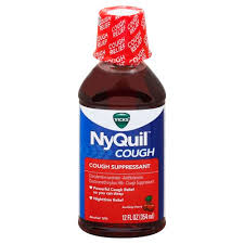 vicks nyquil cough nighttime relief