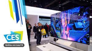 Trên tay TV LG OLED 88 inch 8K, tuyệt vời - YouTube