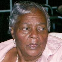 Addie Ruth Anderson Obituary - Visitation & Funeral Information