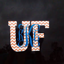 University Of Florida Gators Monogrammed From Loveandmonograms On