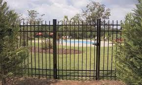 Aluminum Fence Panels Jerith Style 101