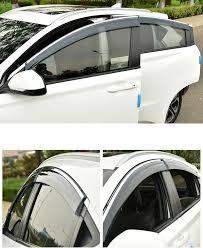 Jdm Mugen Style Window Deflector Tinted Sun Visors For Honda Accord Se Xotic Tech