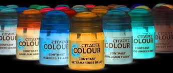 7 most popular contrast paints some