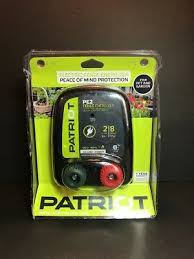 Business Industrial Agriculture Forestry Patriot Pe5 Fence Charger Energizer 5 Mile 110 Ac Passionedu Vn