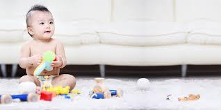 Các trò chơi cho bé trong giai đoạn ăn dặm - Thế giới bột ăn dặm ...