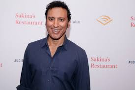 Aasif Mandvi Meets the Press For Obie-Winning Sakina's Restaurant ...