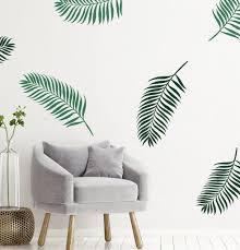 Palm Leaf Wall Decal Twelve9 Printing