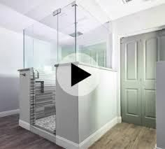 glass shower door company florida