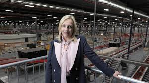 Australia Post boss Christine Holgate