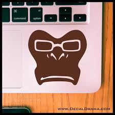 Winston Icon Overwatch Inspired Vinyl Car Laptop Decal Decal Drama