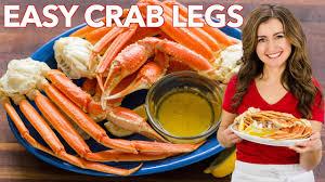 crab legs 4 easy ways video
