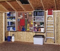 common shed storage organization