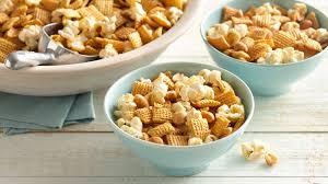 gluten free chex caramel corn recipe