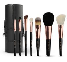 7 pieces makeup brush set manufacturer