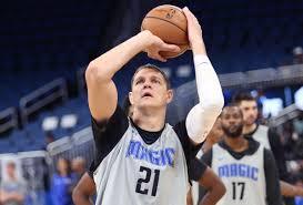 Orlando Magic receive cap relief as NBA clears remaining salary of Timofey  Mozgov - Orlando Sentinel