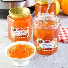 instant pot seville orange marmalade
