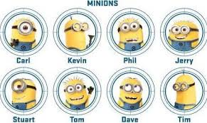 quelle minion es tu de la team
